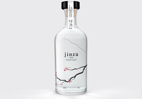Джинзу нова напитка с джин и саке