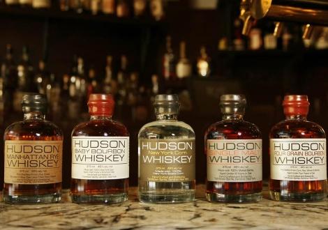 Нъдсън американско уиски от Ню Йорк