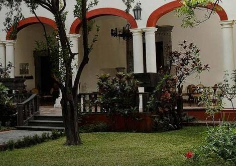 Домът на текила Сауца