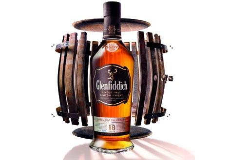 Нов дизайн на бутилката на Гленфидик 18 г.