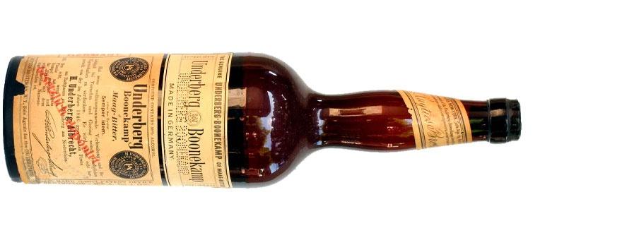 Бутилка стара Ундерберг 3