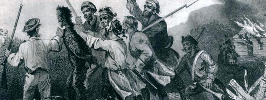 Уиски революцията в пенсилвания 1795