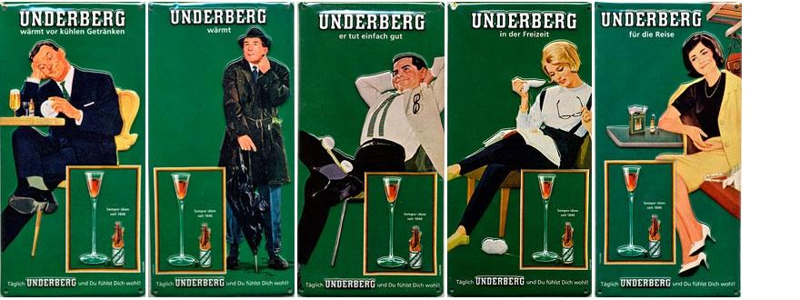 Рекламни постери Ундерберг