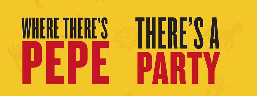 Постер на текила Пепе Лопез