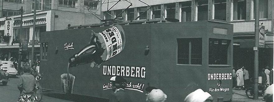Реклама на Ундерберг 1
