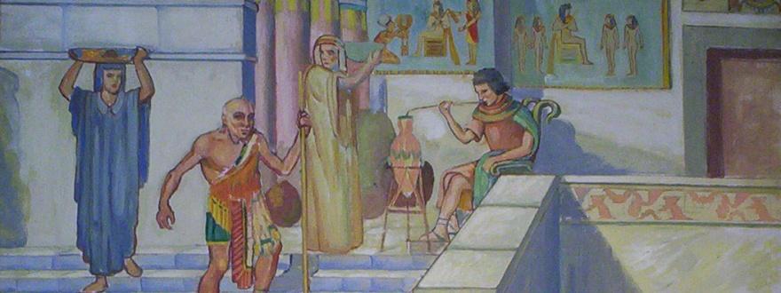 Пивовари в древен египет 3