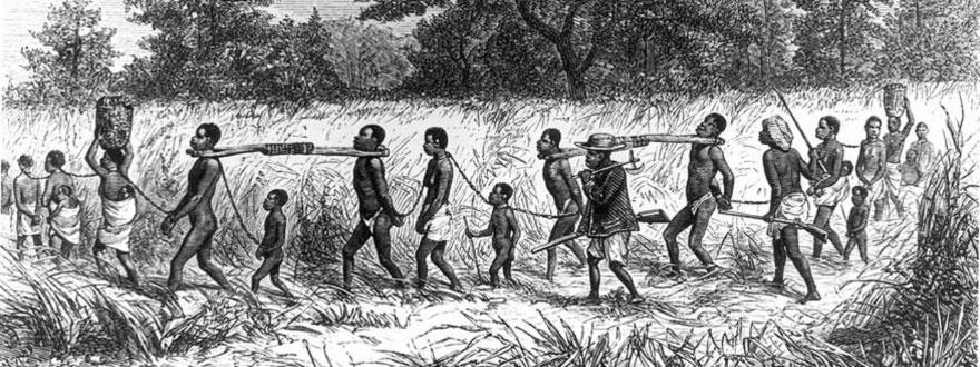 търговия с роби