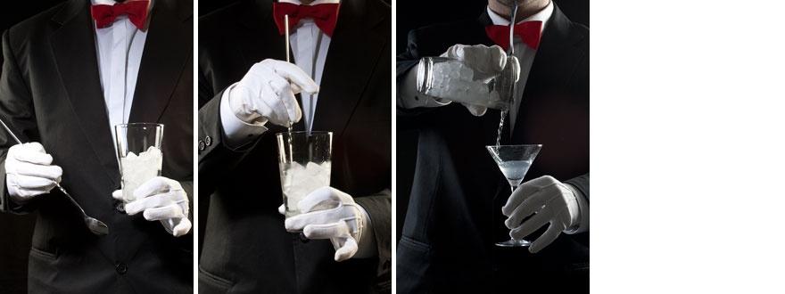 Метод на разбъркване в барова чаша 330-880