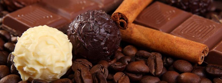 Шоколад канела кафе