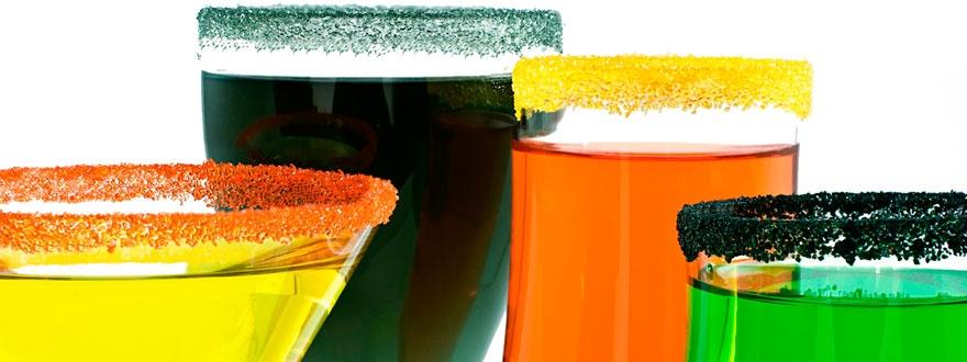 цветни венци от захар