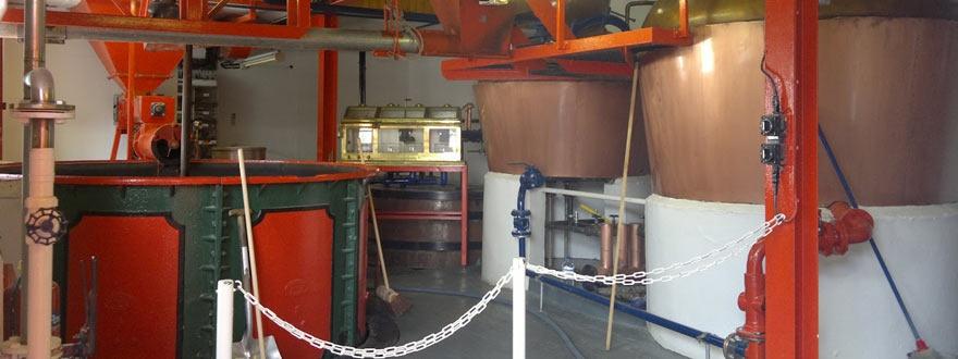 Едрадауър (Едрадор) - производствено помещение