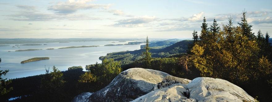 Девствената природа на Финландия