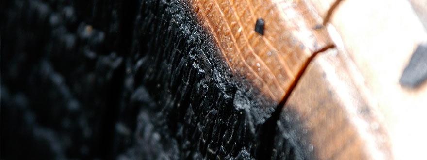 Степен на обгаряне на бъчвата при Мейкърс Марк