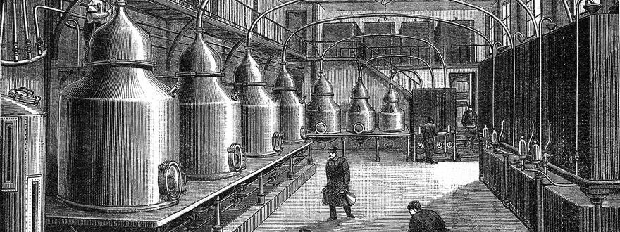 Фабрика за абсент