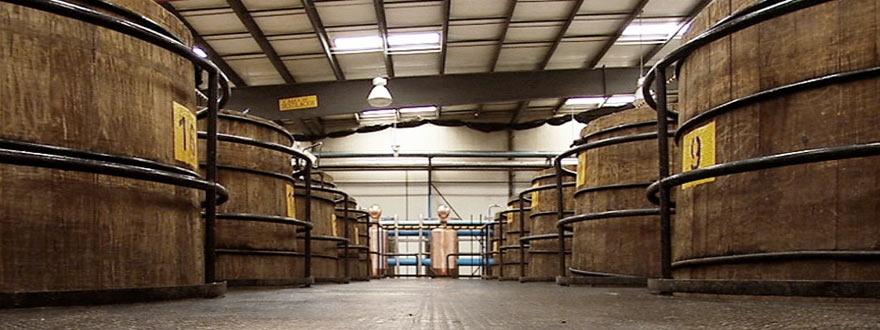 Ферментационни съдове текила Патрон