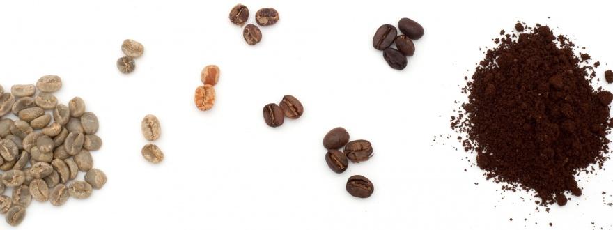 Процес на изпичане на кафето