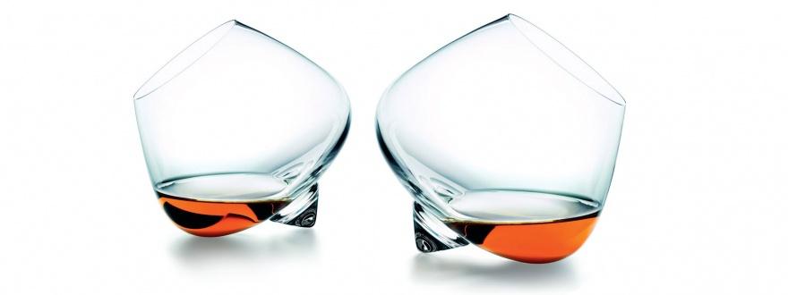Чаши за бренди квадратна