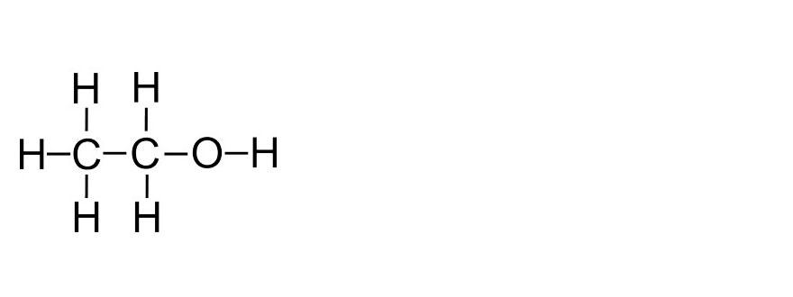 Формула на етанола