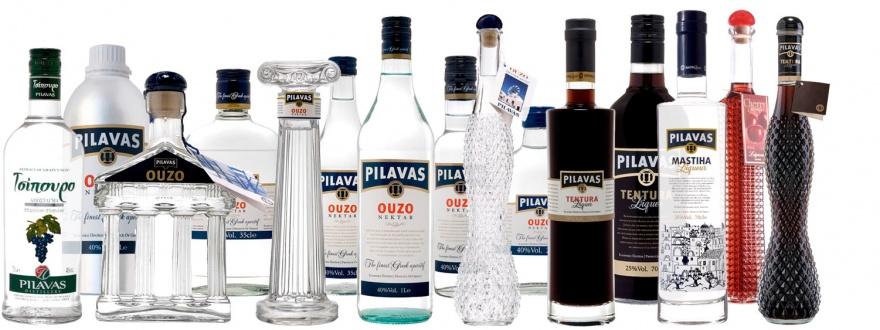 Пълно продуктово портфолио на марката PIlavas