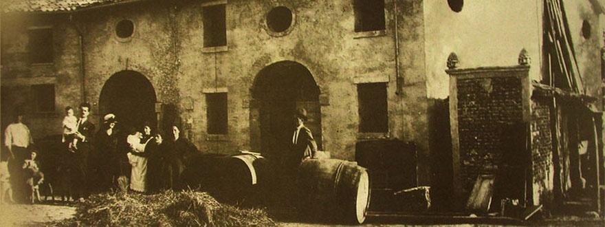 История на изба Мионето