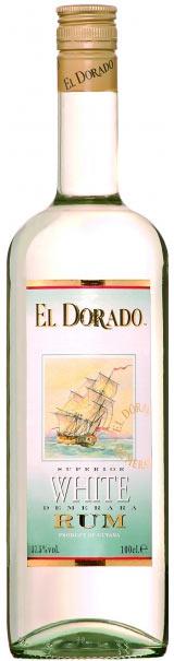 Ел Дорадо бял ром