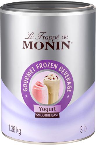 Фрапе смеси Монин кисело мляко йогурт-330