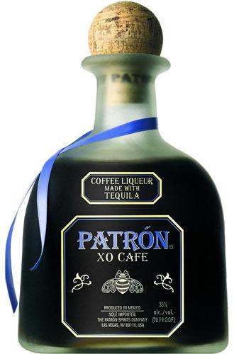 Бутилка ликьор Патрон кафе