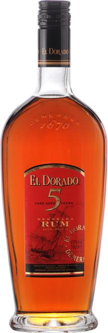 коктейл Май Тай с Ел Дорадо
