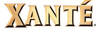 Ксанте лого 63