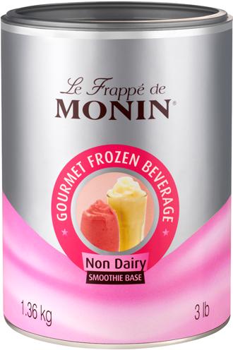 Фрапе смеси Монин неутрален вкус без мляко-330